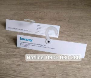 Sample hanger Kuraray Trading Vietnam Co.,Ltd