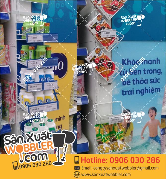 Kệ trưng bày sản phẩm, kệ bán hàng